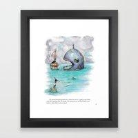 Page 28 Framed Art Print