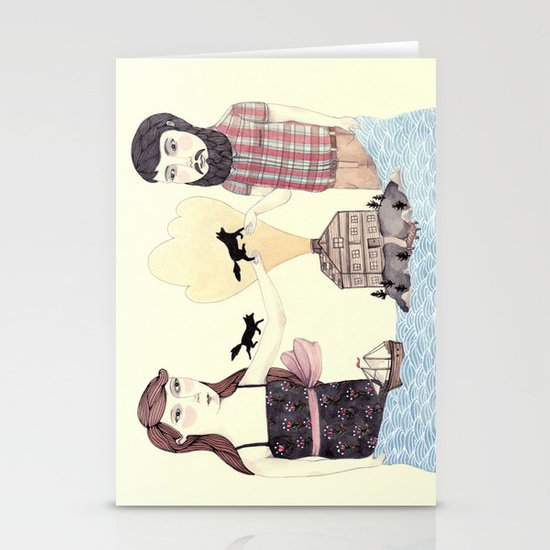 Giving Stationery Card