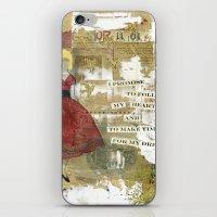 To Follow iPhone & iPod Skin
