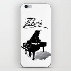 Pianist, Frédéric Chopin iPhone & iPod Skin
