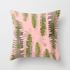 nature, wild Throw Pillow