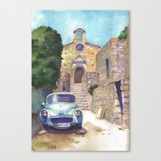 Provence Canvas Print