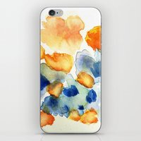 flower inkling iPhone & iPod Skin