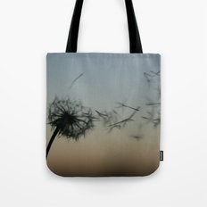 wishes on the wind Tote Bag