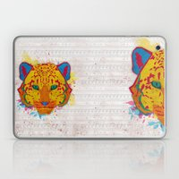 Cat Series: Leopard  Laptop & iPad Skin