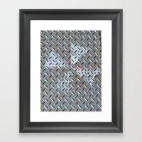 Laramie, WY Framed Art Print