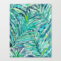 TROPICAL CANOPY Canvas Print