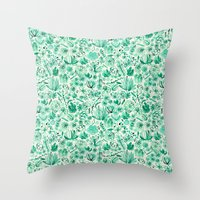 The Wonderful World Of S… Throw Pillow