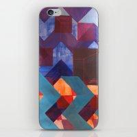 geo1 iPhone & iPod Skin