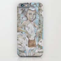 WINTER CENTAUR iPhone 6 Slim Case