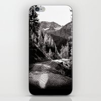 The Road Through The For… iPhone & iPod Skin