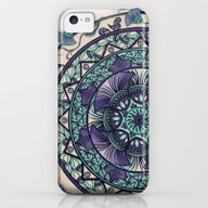 Morning Mist Mandala iPhone 5c Slim Case