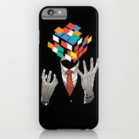 iPhone & iPod Case featuring Mind Game by carbine