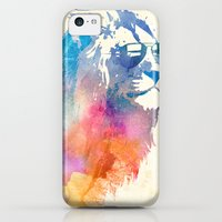 iPhone 5c Cases featuring Sunny Leo   by Robert Farkas
