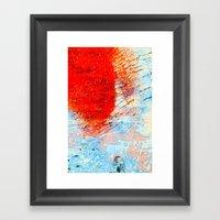 Abstract Dreams Framed Art Print