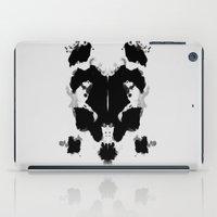 Rorscharch iPad Case