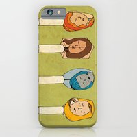 Some Girls Living In A Nailpolish iPhone 6 Slim Case