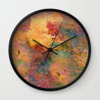 Claude Wall Clock