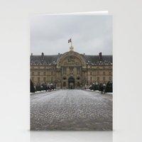 Hotel Des Invalides Stationery Cards