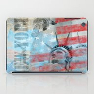 Lady Liberty  iPad Case