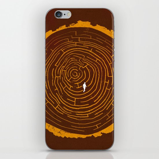 Stumped iPhone & iPod Skin