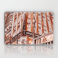 Lovers Diner Laptop & iPad Skin