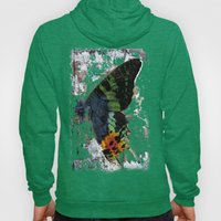 Butterfly 2 Abstract Hoody