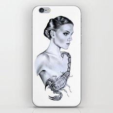 Scorpio iPhone & iPod Skin