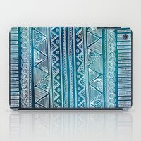 Hippie Pattern iPad Case