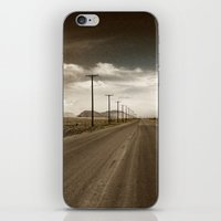 The Road Ahead iPhone & iPod Skin