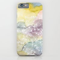 iPhone & iPod Case featuring Dreaming in Lotus  by yukamila:::Yuka Miller illustrations