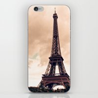 A Beautiful View iPhone & iPod Skin