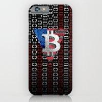 bitcoin USA  iPhone 6 Slim Case