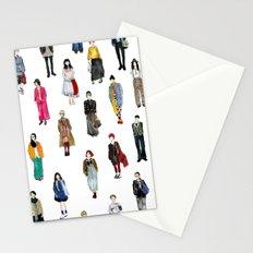 Japanese Street Snap Stationery Cards