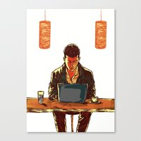 Simple Things  Canvas Print