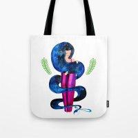 Nature Nymph Tote Bag
