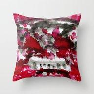 Throw Pillow featuring Lay 2 Sleep by N.JanettaThornhill