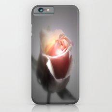 Single Rose Spotlighted Slim Case iPhone 6s