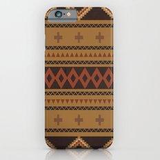 Navajo Pattern iPhone 6s Slim Case