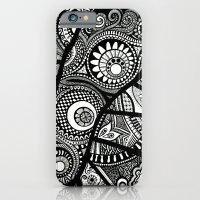 Foot bound iPhone 6 Slim Case