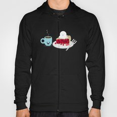 Coffee and Pie Hoody