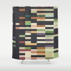 PIRX Shower Curtain