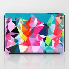 Abstract 6 iPad Case