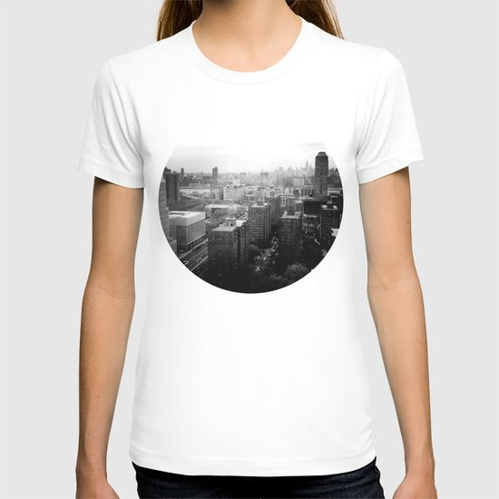 Brooklyn Black and White T-shirt