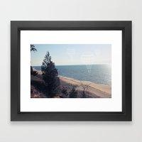 Hot Air Framed Art Print