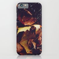 iPhone & iPod Case featuring Autumn  by Ryan Escalante