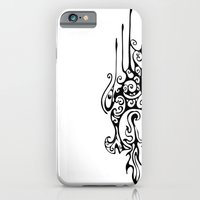 iPhone & iPod Case featuring Dragon Head by GONTERMAN