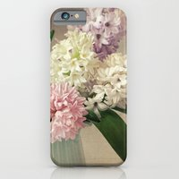 iPhone & iPod Case featuring Hyacinths by Ellen van Deelen