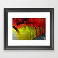 Winter Apples  Framed Art Print