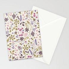 Vintage Blooms  Stationery Cards